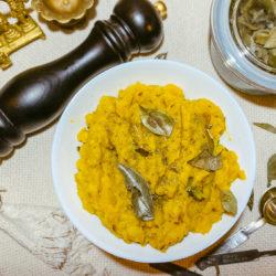 Indisches Kartoffel Curry ohne Zwiebeln, ohne Knoblauch, ohne Tomaten