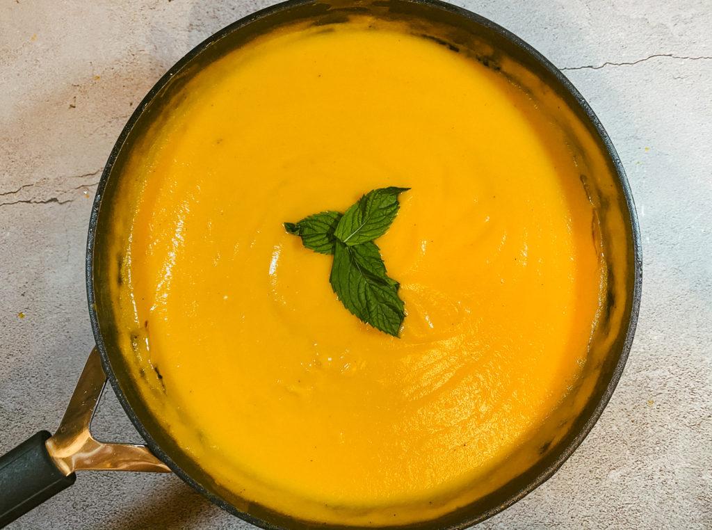 Karottensuppe einfach selber machen